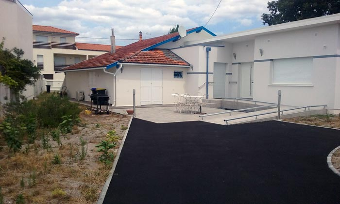 Extension et rénovation complète d\'une maison landaise | Patrice ...