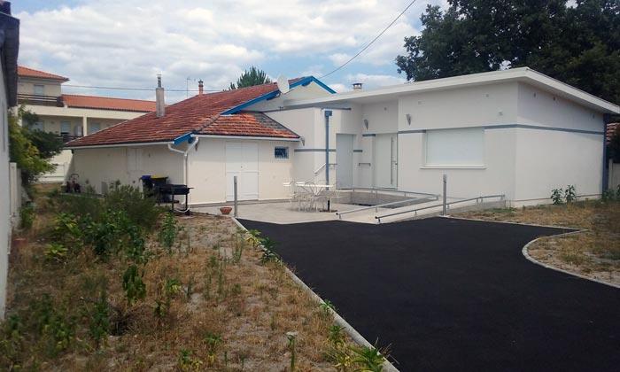rénovation maison landaise